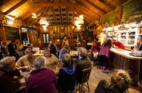 Mussel Inn - Nouvelle Zélande -