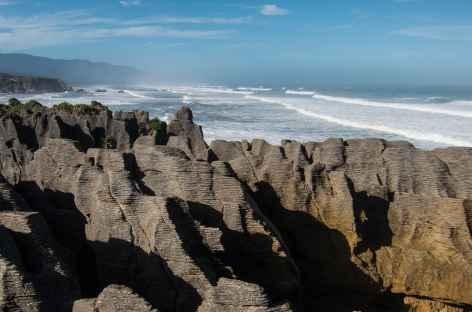 Pancake Rocks, Punakaiki - Nouvelle Zélande -