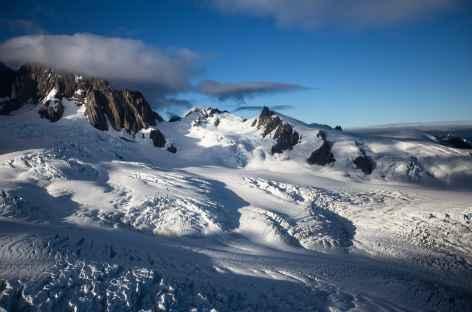 Le glacier supérieur de Fox - Nouvelle Zélande -