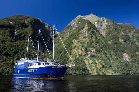 Le Fjordland Navigator, Doubtful Sound - Nouvelle Zélande -