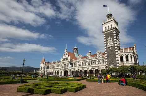 Gare de Dunedin - Nouvelle Zélande -
