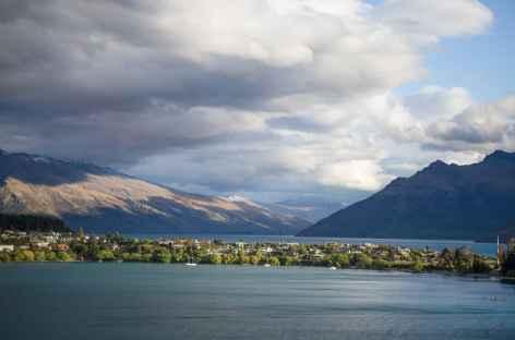 Queenstown et le lac Wakatipu - Nouvelle Zélande -