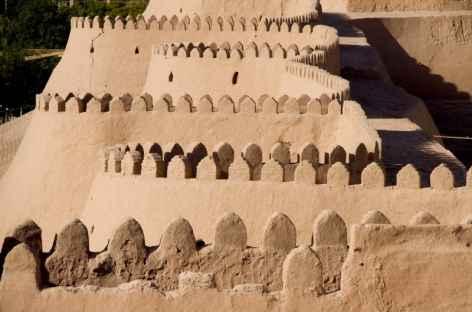 Murailles de Khiva -