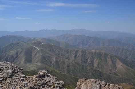 Monts Tian Shan - Ouzbékistan -