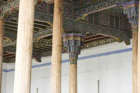 Palais Khoudayorkhan à Fergana - Ouzbékistan -