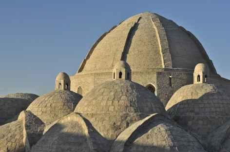 Coupoles à Boukhara - Ouzbékistan -