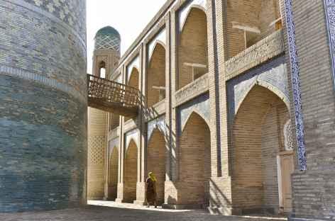 Khiva et son célèbre Kalta Minor - Ouzbékistan -