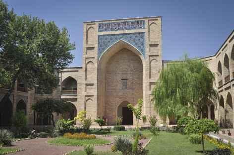 Médersa à Tashkent - Ouzbékistan -