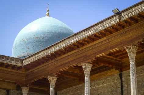 Monuments de la place Khast-Imam de Tashkent - Ouzbékistan -