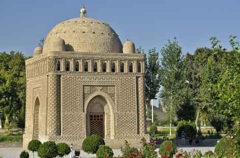Le Mausolée des Samanides, Boukhara - Ouzbékistan -
