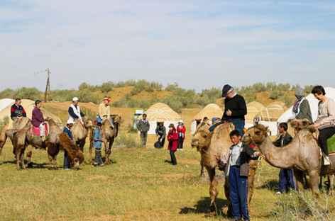 Yangigazgan, Ouzbékistan -