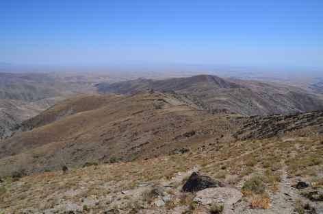 Monts Zeravshan - Ouzbékistan -