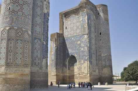 Shakhrisabz, un aperçu des monuments avant leur restauration - Ouzbékistan -