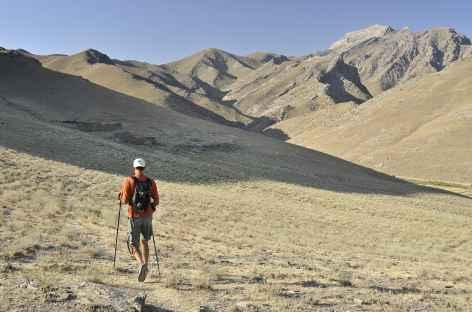 Trek dans la région de Sob - Ouzbékistan -
