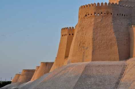 La fortification Khiva - Ouzbékistan -