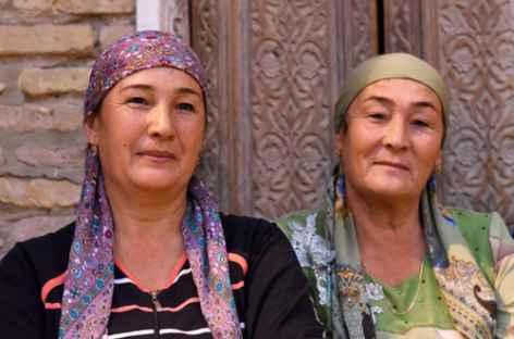 Marché de Boukhara - Ouzbékistan -