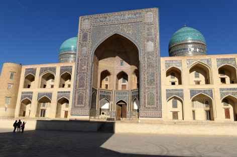 Grande médersa de Khiva - Ouzbékistan -