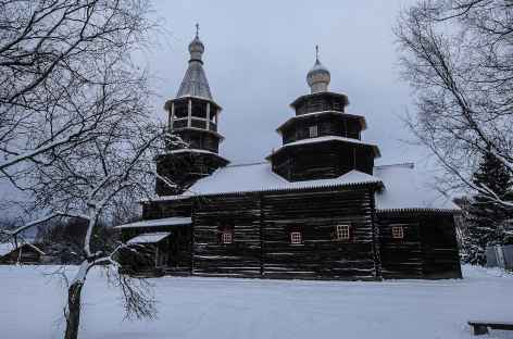 Novgorod, musée à ciel ouvert -
