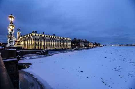 Saint-Petersbourg, la Néva -