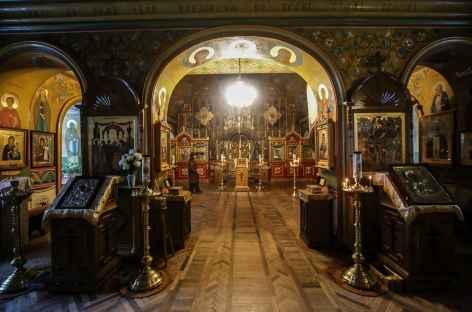Monastère Dormition Pskovo-Pechersky -