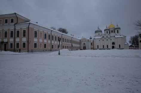 Novgorod, Cathédrale Ste Sophie -