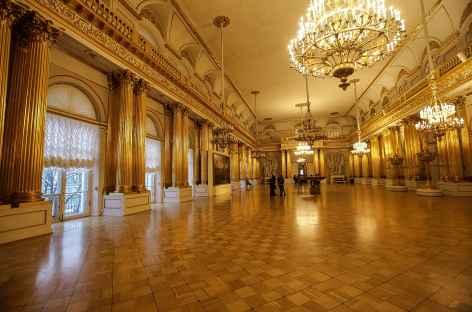 Saint-Petersbourg, musée de l'Ermitage -