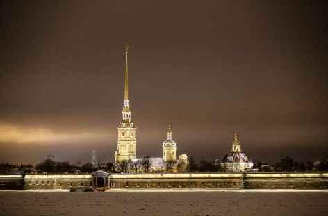 Saint-Petersbourg, l'Ile Vassilievsky -