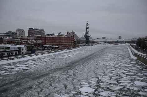 Moscou, la Moscova -