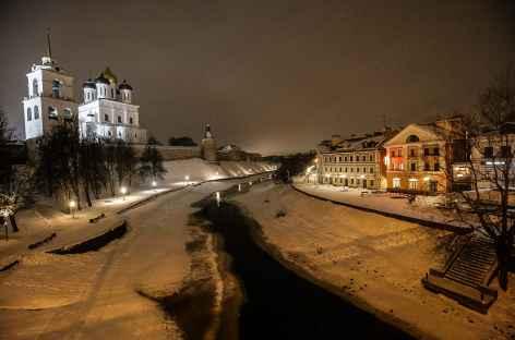 Pskov, le Kremlin -