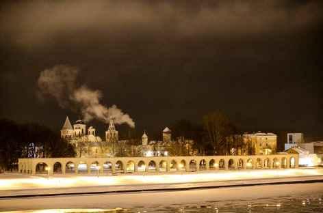 Novgorod, la Cour de Iaroslav -