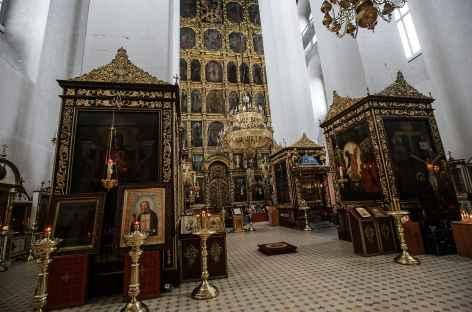Pskov, cathédrale de la Trinité -