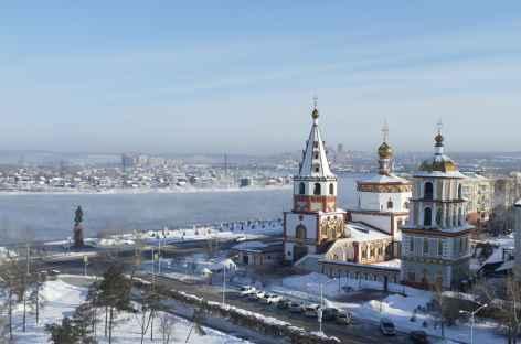 Irkoutsk - Baïkal -