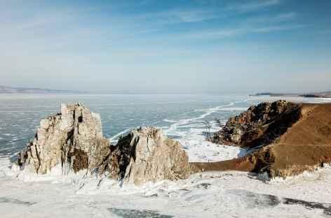 Rocher Bourkhan ('Demeure du Dieu du lac') - Baïkal -