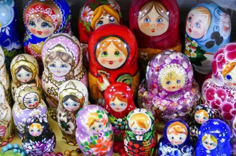 derniers achats à Irkutsk - Baïkal -