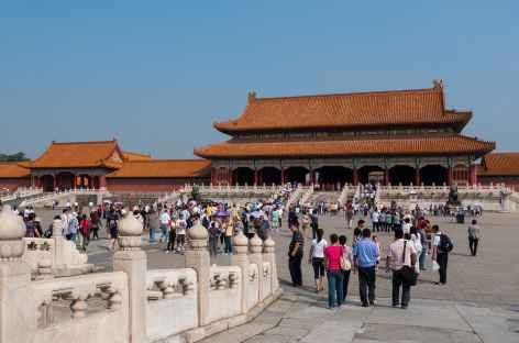 La Cité Interdite - Pékin, Chine -