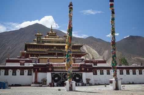 Monastère de Samye - Tibet -