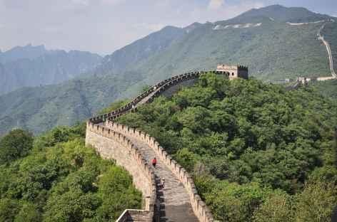 Randonnée sur la Grande Muraille de Chine -