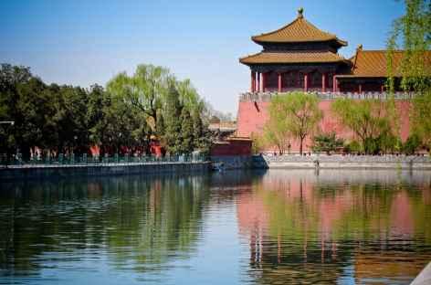 Aux abords de la Cité Interdite - Pékin, Chine  -