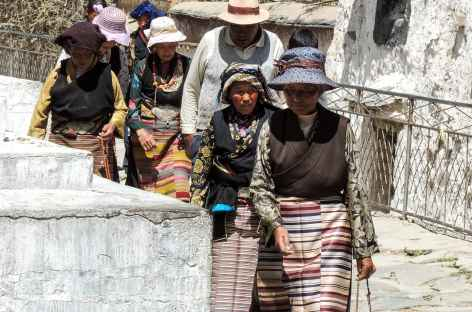 Kora à Gyantsé - Tibet -