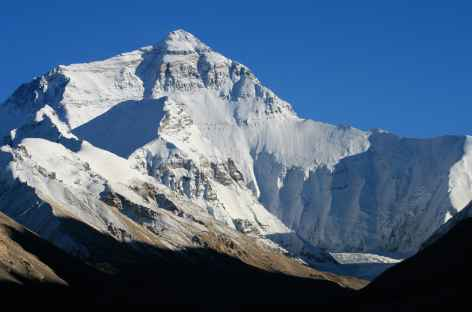 La face Nord de l'Everest - Tibet -