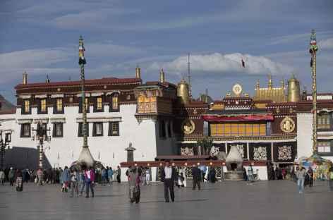 Barkhor, Lhassa, Tibet -