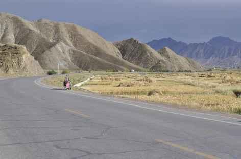 Sur les routes du Tibet -