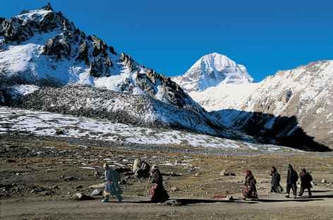 Autour du Mt Kailash, Tibet -