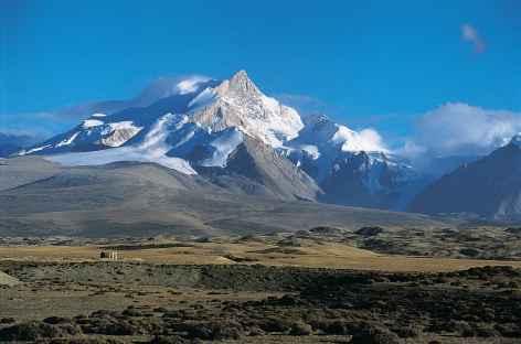Gurla Mandata (7694 m), Tibet -