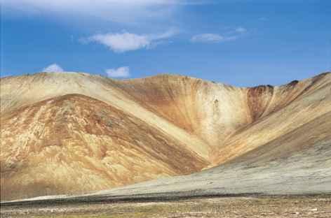 Paysages de L'Ouest, Tibet -