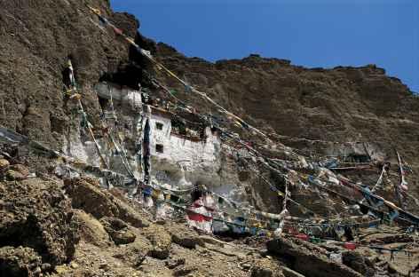 Monastère de Chuku, Kailash, Tibet -
