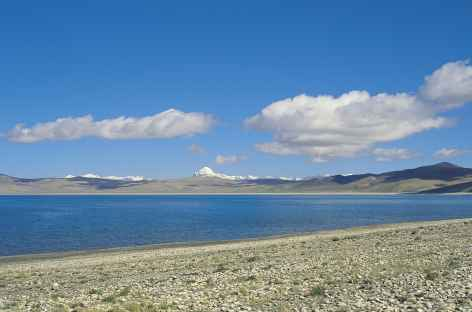 Lac Manasarovar et Mt kailash, Tibet -
