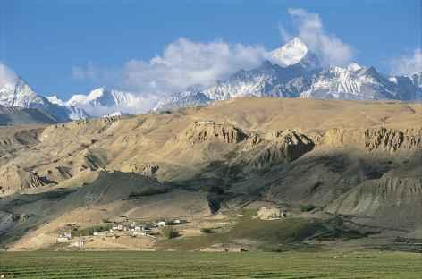 Retour vers le Tibet centrale, Tibet -
