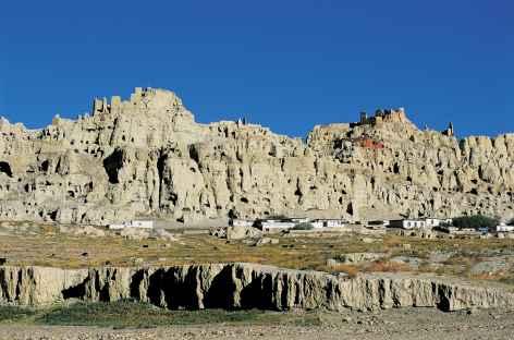 Dungkar et Phyang, Gugé, Tibet -