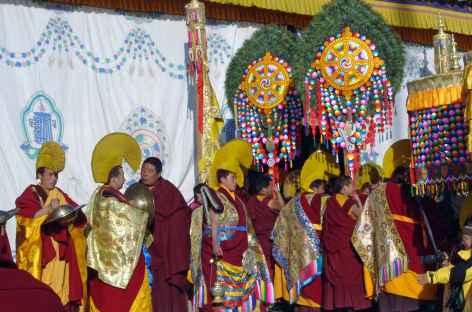 Fêtes du Nouvel An en Amdo - Tibet -